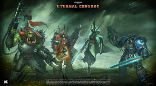 Eternal Crusade News