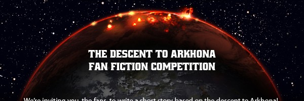 Eternal Crusade Fiction Competition